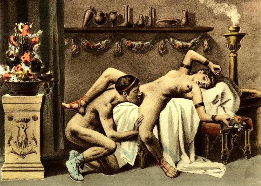 Смотреть оргия в древнем риме онлайн