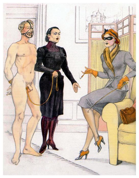 Рисунок фемдом пытки фото 372-530