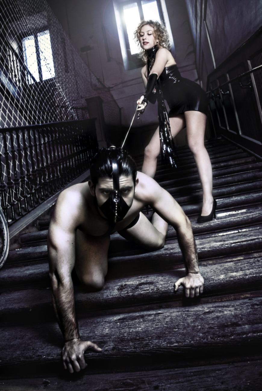 Порно рабство садо мазо