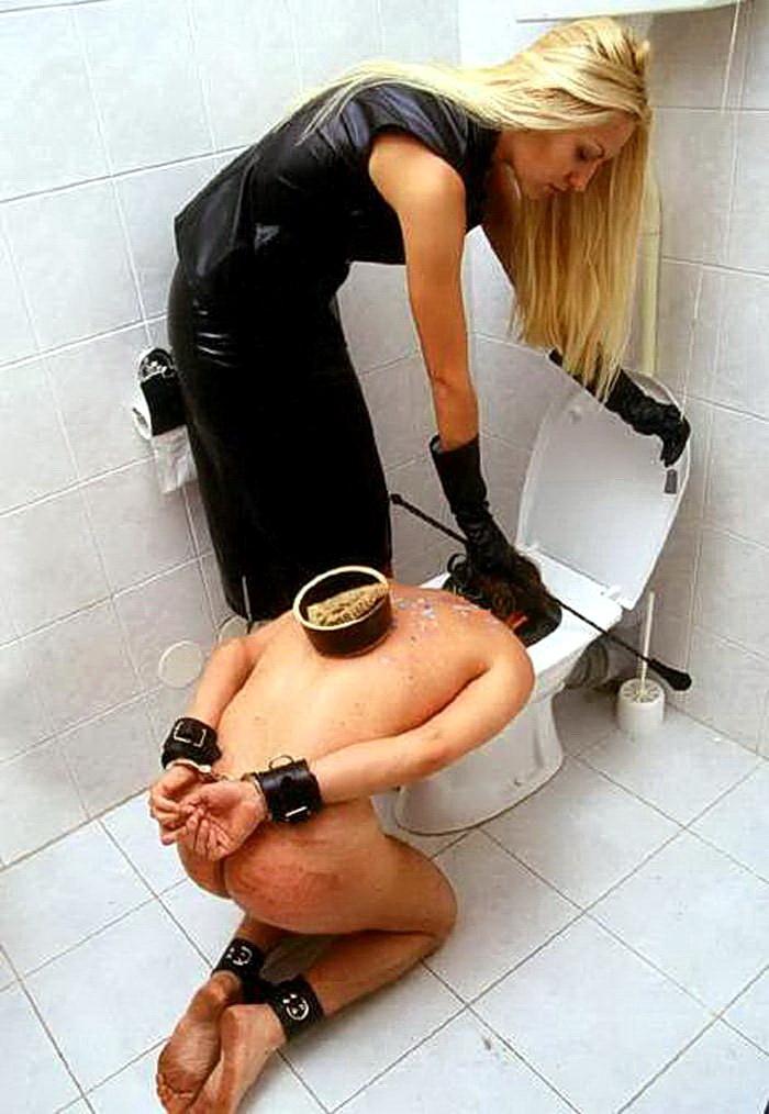 gospozha-i-rab-tualet-v-kontakte