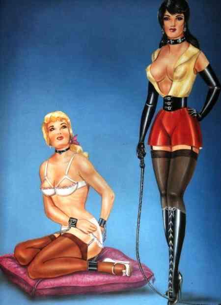 Феминизация и женское доминирование фото 666-415
