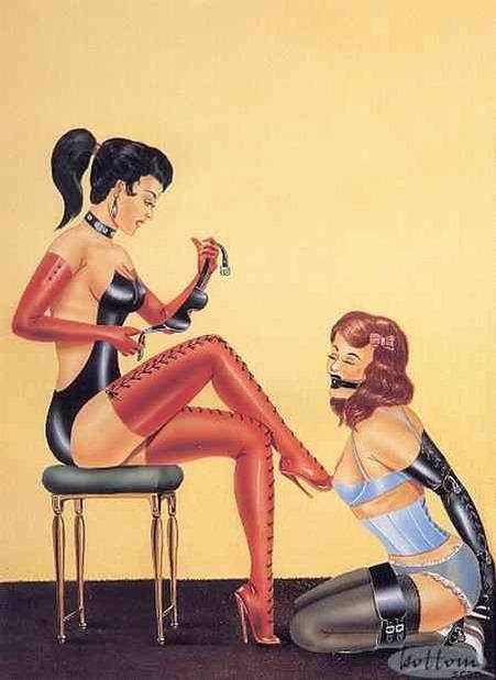 Женское доминирование, БДСМ знакомства | Domina