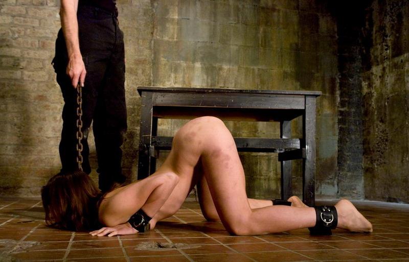 за что можно наказать свою секс рабыню